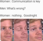 Women - Communication Is Key - Men - What's...