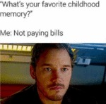 What's Your Favorite Childhood Memory - Me - Not..