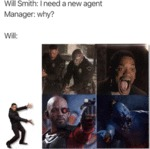 Will Smith - I Need A New Agent