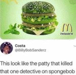 This Look Like The Patty That Killed That One...