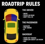 Roadtrip Rules - The Driver - Drive