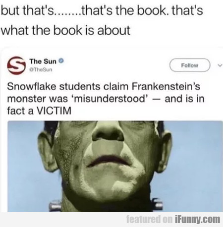 But That's.....that's The Book. That's What The...