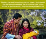Bhutan, The World's Most Eco-friendly Country Just