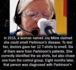 In 2015 A Woman Named Joy Milne Claimed...
