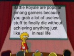 Battle Royale Are Popular Among Gamers Because...