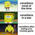 Canadians Most Of The Time - Canadians In A..
