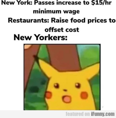 New York - Passes increase to $15...