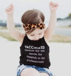 Vaccinated - Because My Mom Leaves The Reasearch..