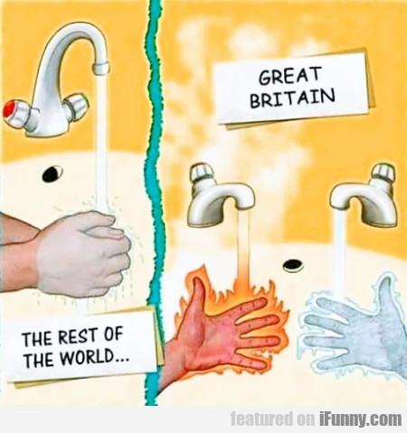 Great Britain - The Rest Of The World