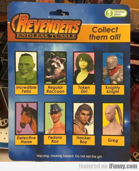 Revengers - Endless Tussle - Collect Them All