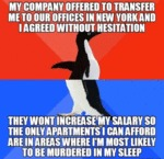 My Company Offered To Transfer Me To Our Offices..