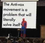The Anti-vax Movement Is A Problem That Will...