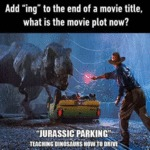 Add Ing To The End Of A Movie Title...