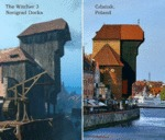 The Witcher 3 - Novigrad Docks - Gdansk