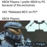Xbox Players - I Prefer Xbox To Pc Because Of...