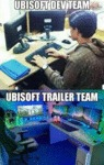 Ubisoft Dev Team - Ubisoft Trailer Team