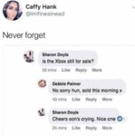 Never Forget Is The Xbox Still For Sale