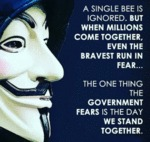 A Single Bee Is Ignored. But When Millions...