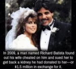 In 2009 A Man Named Richard Batista Found Out...