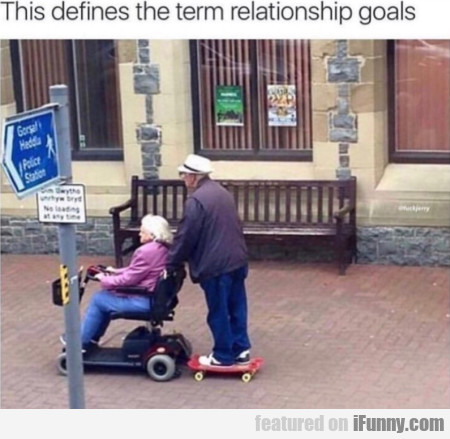 This Defines The Term Relationships Goals