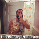 This Is George's Monster