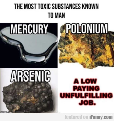 The Most Toxic Substances Known To Man