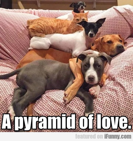 A Pyramid Of Love