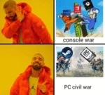 Console War - Pc Civil War