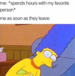 Me - Spends Hours With My Favorite Person...