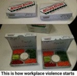 This Is How Workplace Violence Starts