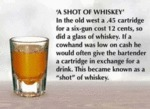 A Shot Of Whiskey - In The Old West A...