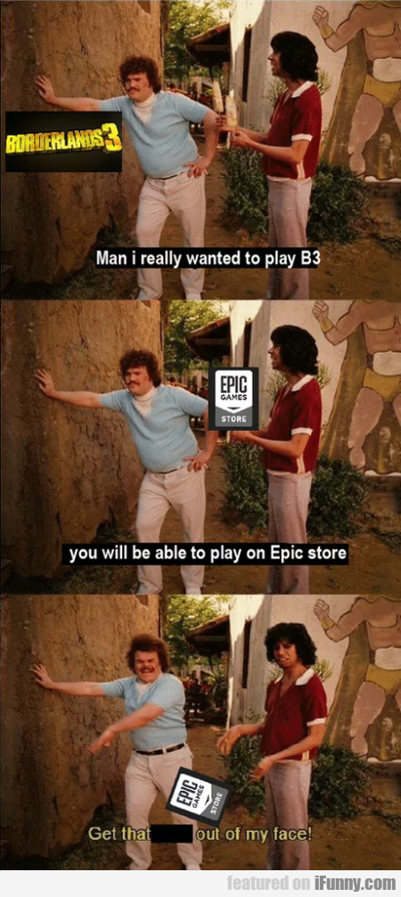 Man I really wanted to play B3 - You will be...