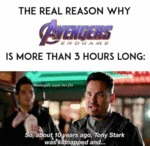 The Real Reason Why Avengers Endgame Is...