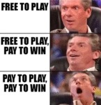 Free To Play - Free To Play - Pay To Win