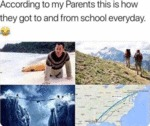 According To My Parents This Is How They