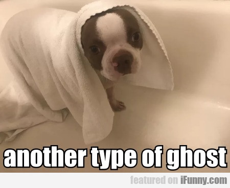 another type of ghost