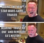 Seeing The New Star Wars Game Trailer