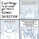 Cool Things To Do When You Have A Kidney Infection