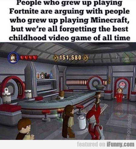 People who grew up playing Fortnite are...
