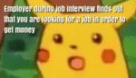 Employer During Job Interview Finds Out That...