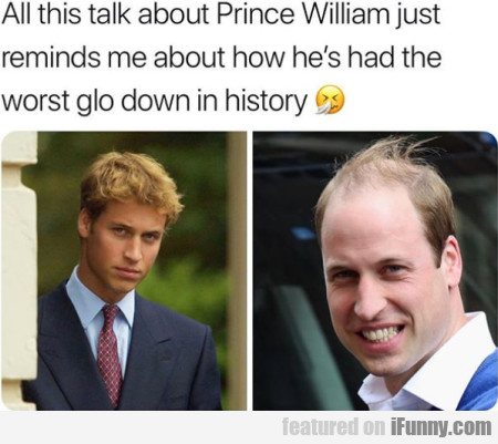 All This Talk About Prince William Just Reminds...