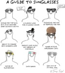 A Guide To Sunglasses