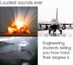 Loudest Sounds Ever - Engineering Students