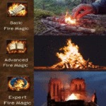 Basic Fire Magic - Advanced Fire Magic