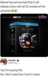 Marvel Has Announced That It Will Release A Box...