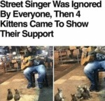 Street Singer Was Ignored By Everyone Then...