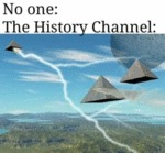No One - The History Channel