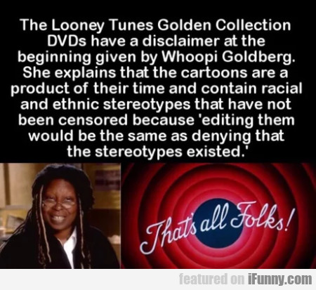 The Looney Tunes Golden Collection Dvds