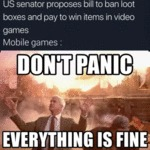 Us Senator Proposes Bill To Ban Loot Boxes And...