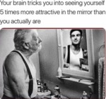 Your Brain Trick You Into Seeing Yourself 5 Times